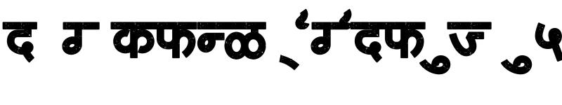 Preview of AMS Khadu Regular