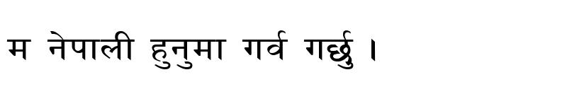 Preview of Lakshmi Regular