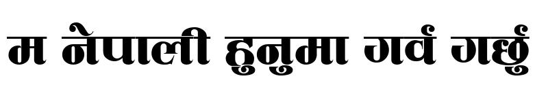 Preview of Mahanagar Regular